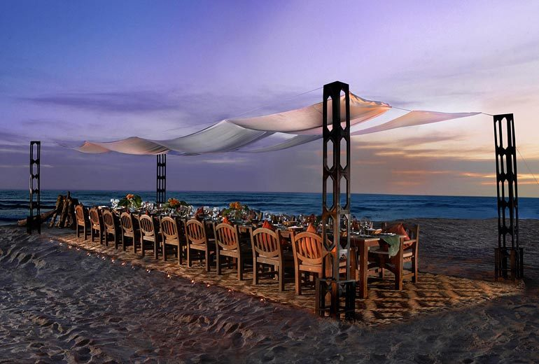 泰国蔻艾美海滩水疗度假酒店 Le Meridien Khao Lak Beach & Spa Resort (36)