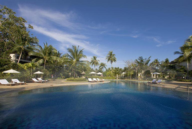 泰国蔻艾美海滩水疗度假酒店 Le Meridien Khao Lak Beach & Spa Resort (38)