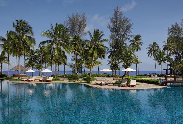 泰国蔻艾美海滩水疗度假酒店 Le Meridien Khao Lak Beach & Spa Resort (39)