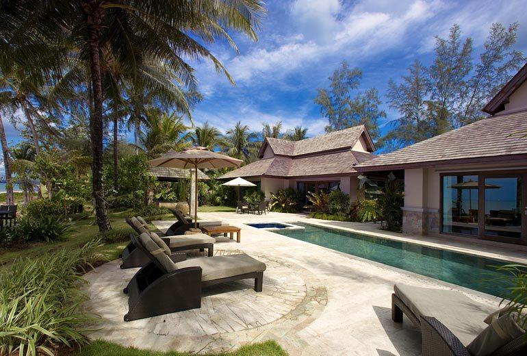 泰国蔻艾美海滩水疗度假酒店 Le Meridien Khao Lak Beach & Spa Resort (40)