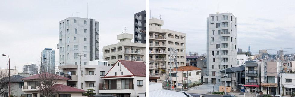 日本名古屋公寓塔楼TASHIRO 71  Hideaki TAKAYNAGI (4)