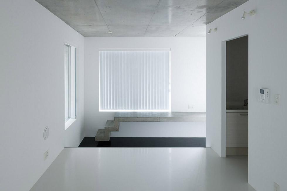 日本名古屋公寓塔楼TASHIRO 71  Hideaki TAKAYNAGI (12)