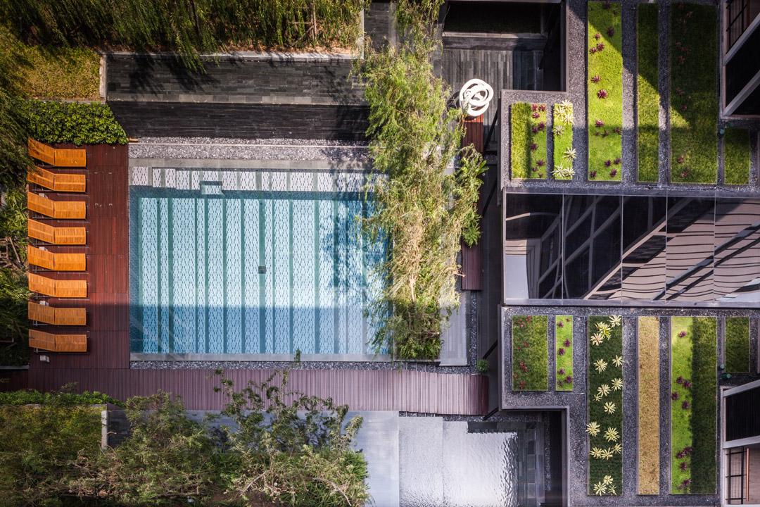 泰国某公寓公共花园Mode 61  Shma (5)