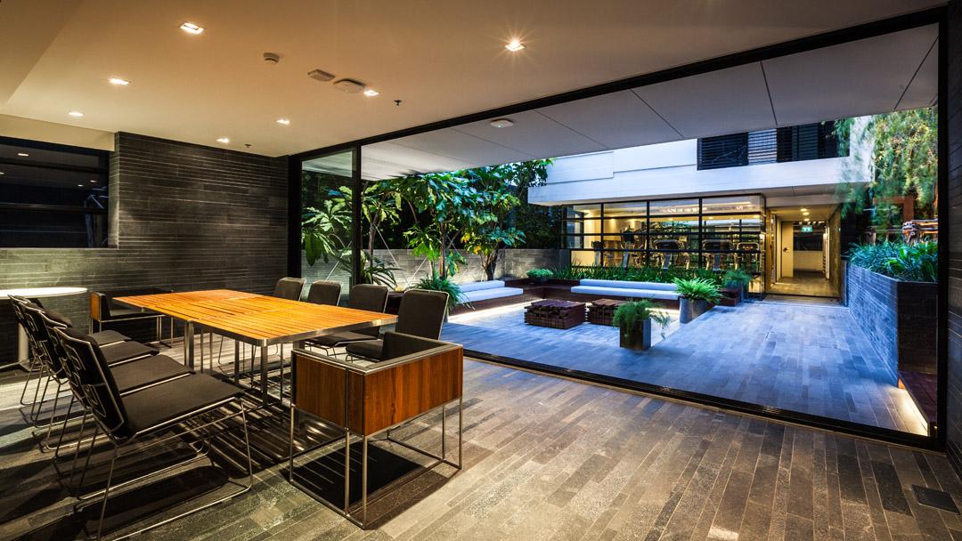 泰国某公寓公共花园Mode 61  Shma (8)