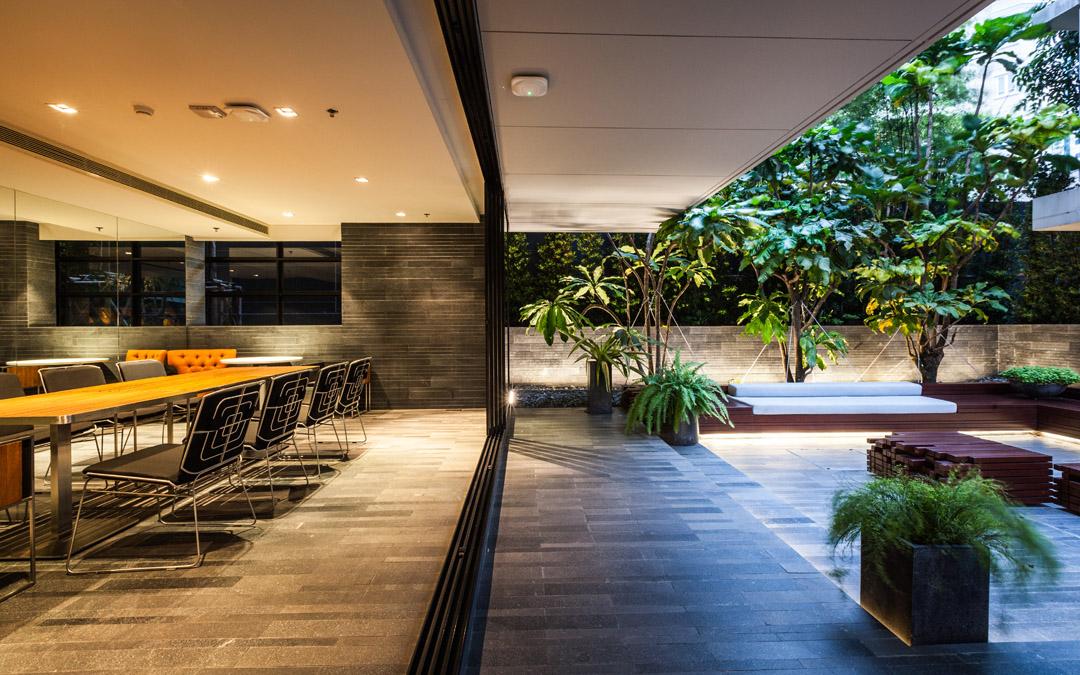 泰国某公寓公共花园Mode 61  Shma (13)