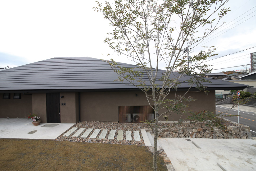 日本两个住宅的合并i.n.g  Katsutoshi Sasaki (11)