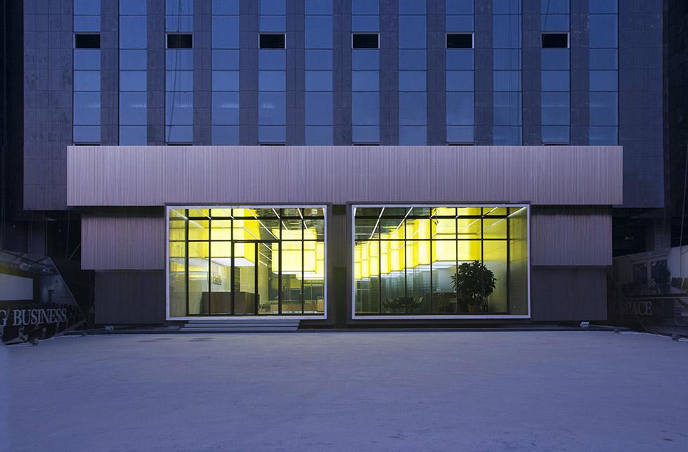巨鑫国际展示中心——未来世界的窗口 (4)