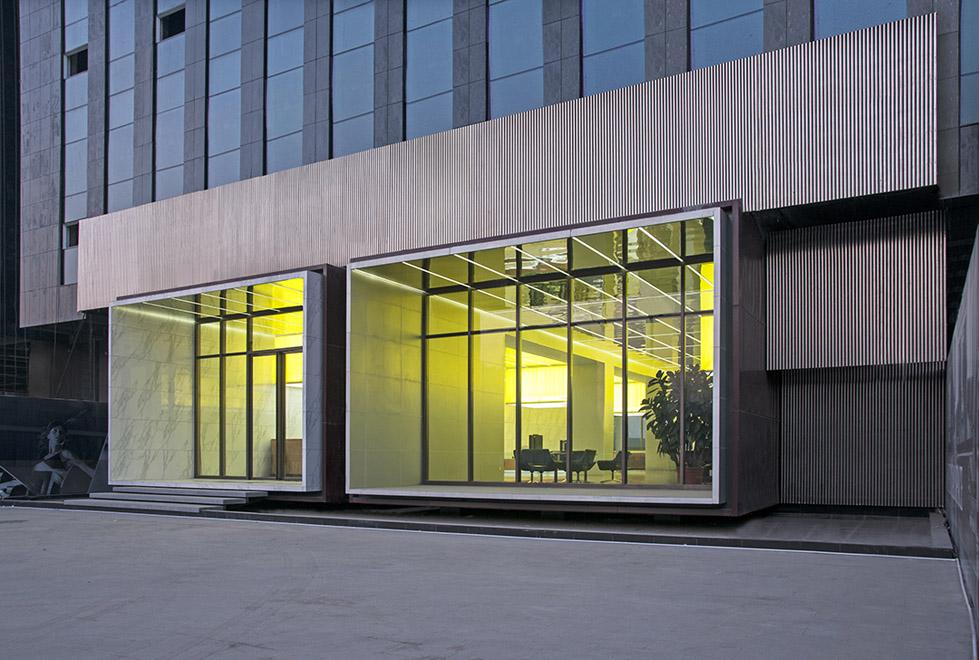 巨鑫国际展示中心——未来世界的窗口 (7)