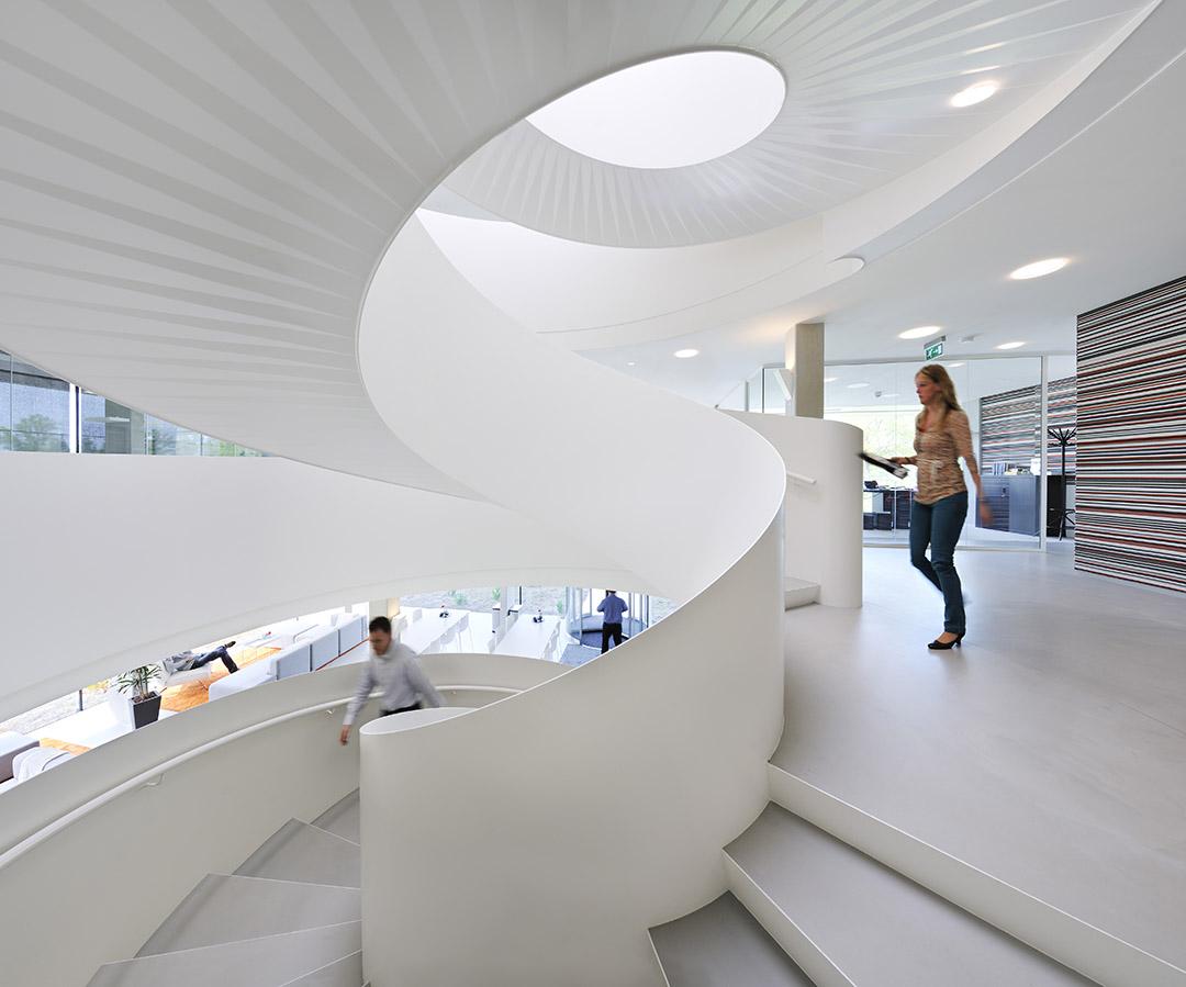 Sigmax, Enschede ; werk van Paul de Ruiter architecten en EX-Int