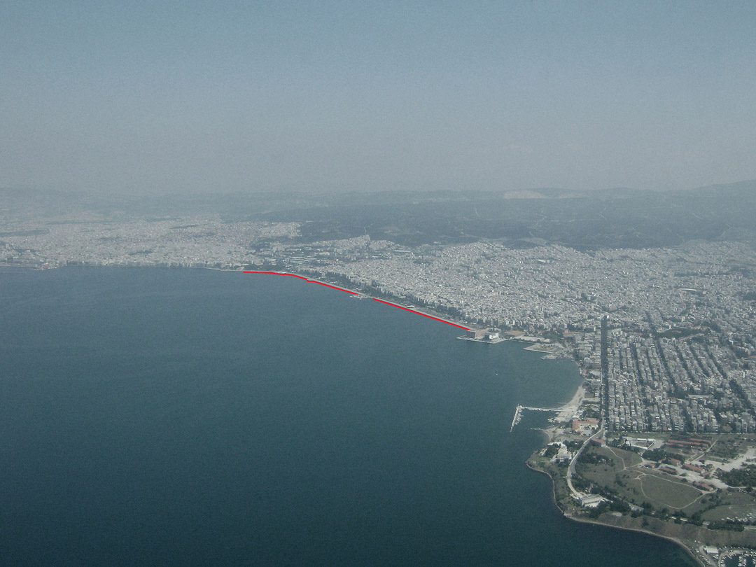 Thessaloniki在2000年启动海滨重建国际竞赛Redevelopment of the New Waterfront of Thessaloniki (2)