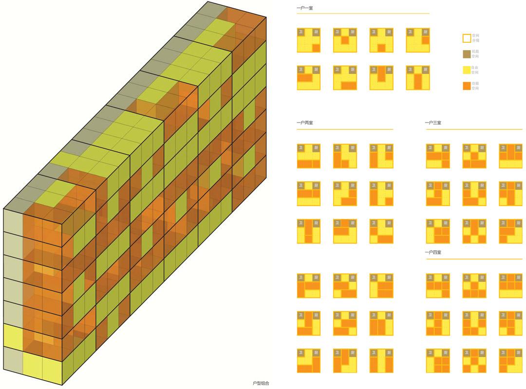 南宁市五象新城3-Yard Gardens 9-Puzzle House O-office Architects (3)
