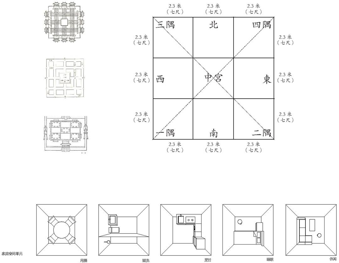 南宁市五象新城3-Yard Gardens 9-Puzzle House O-office Architects (15)
