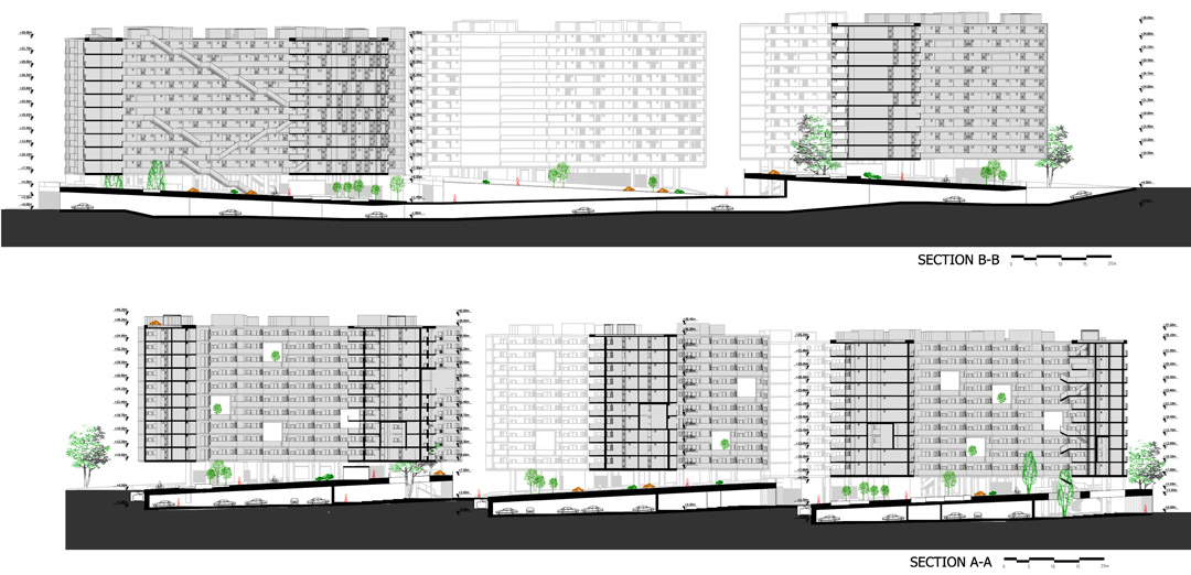 南宁市五象新城3-Yard Gardens 9-Puzzle House O-office Architects (16)