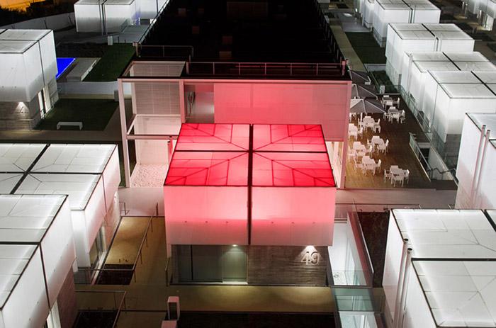 阿维罗社会福利综合体Social Complex in AlcabidecheGuedes Cruz Architecs (7)