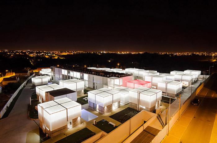阿维罗社会福利综合体Social Complex in AlcabidecheGuedes Cruz Architecs (10)