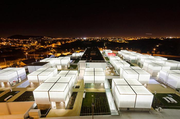 阿维罗社会福利综合体Social Complex in AlcabidecheGuedes Cruz Architecs (15)