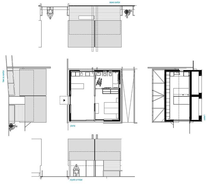 阿维罗社会福利综合体Social Complex in AlcabidecheGuedes Cruz Architecs (16)