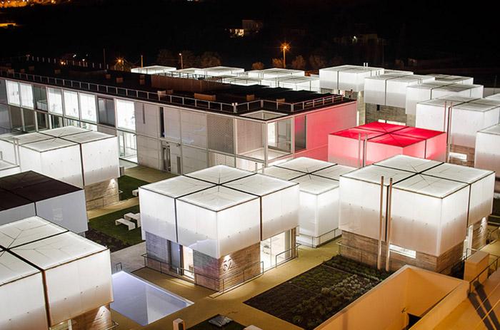 阿维罗社会福利综合体Social Complex in AlcabidecheGuedes Cruz Architecs (18)