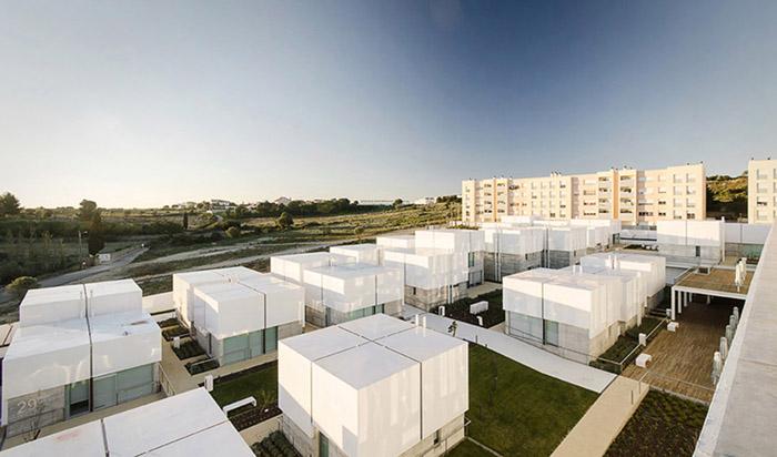 阿维罗社会福利综合体Social Complex in AlcabidecheGuedes Cruz Architecs (23)