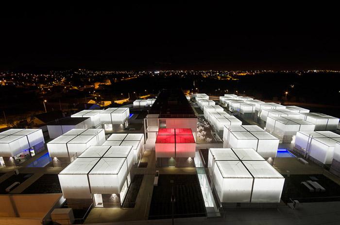 阿维罗社会福利综合体Social Complex in AlcabidecheGuedes Cruz Architecs (26)