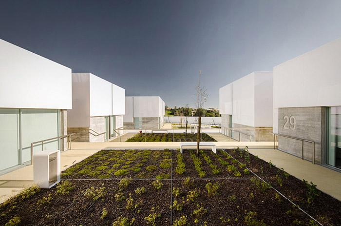 阿维罗社会福利综合体Social Complex in AlcabidecheGuedes Cruz Architecs (29)