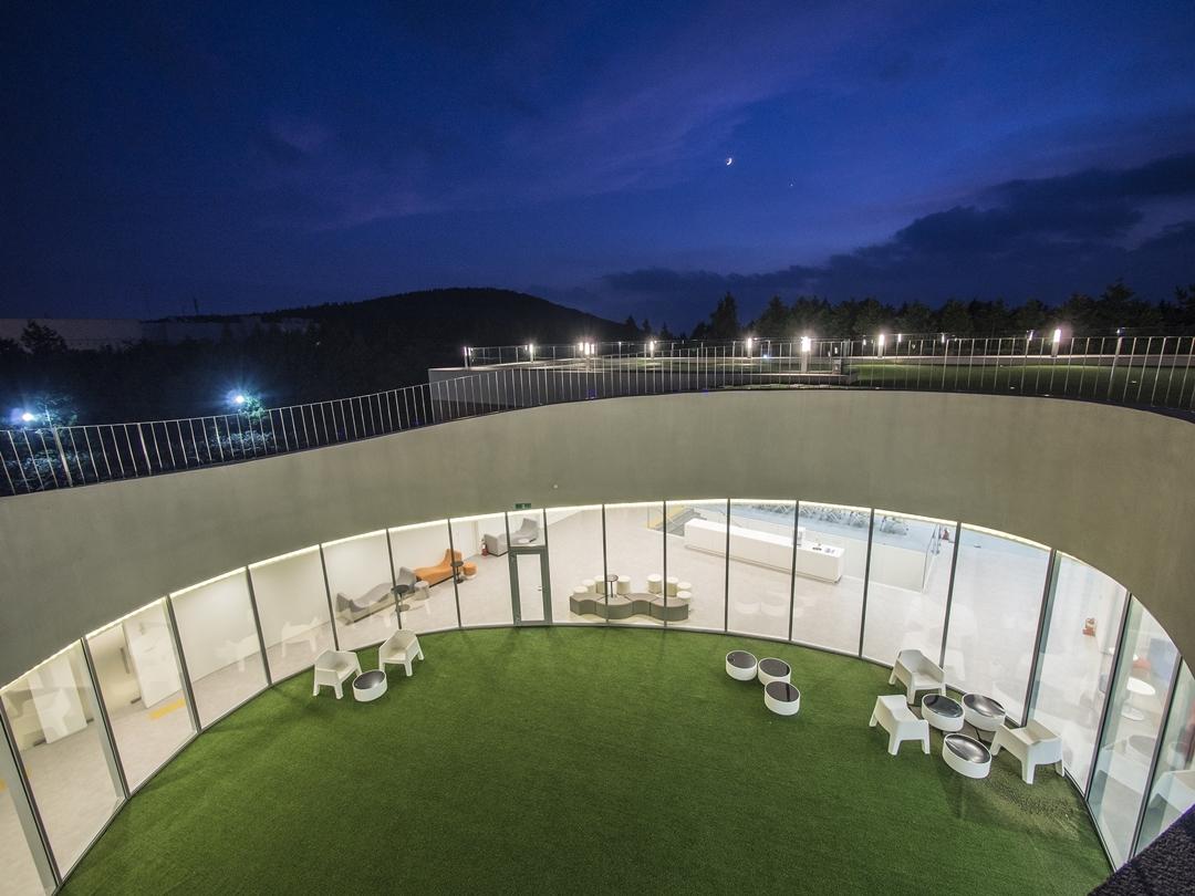 Nine Bridges The Forum  D·LIM Architects (1)