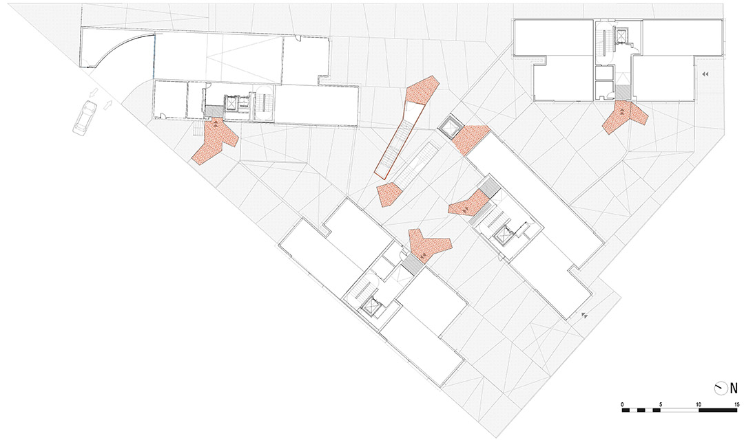 118个社会住房单元的混合建筑2 (1)