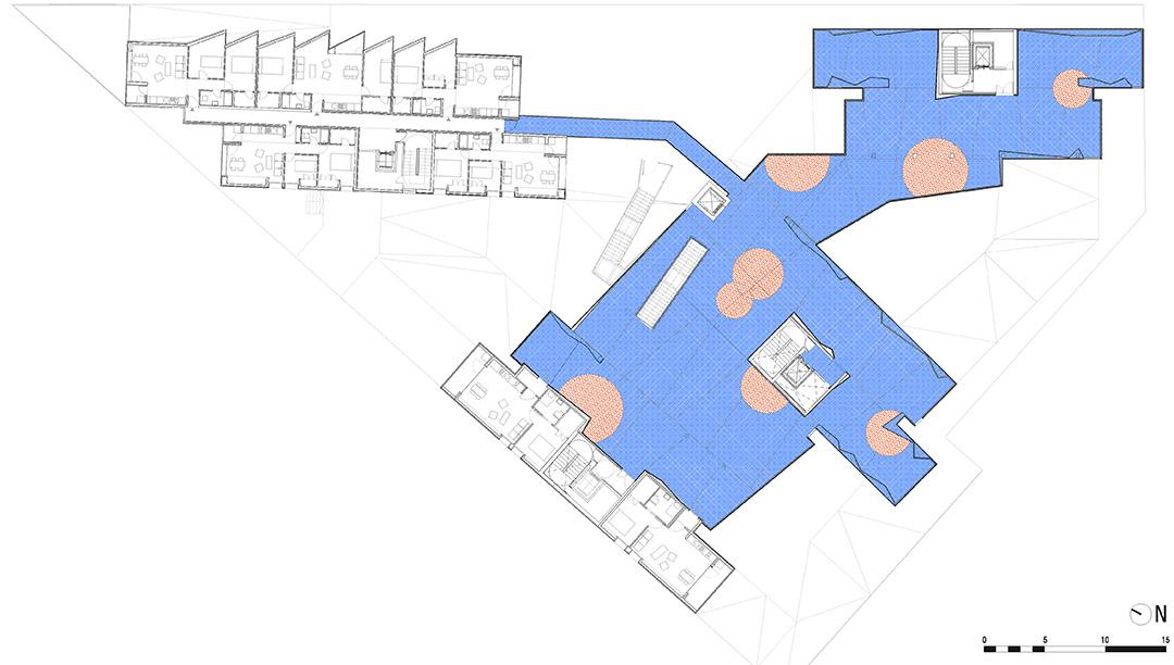 118个社会住房单元的混合建筑2 (4)