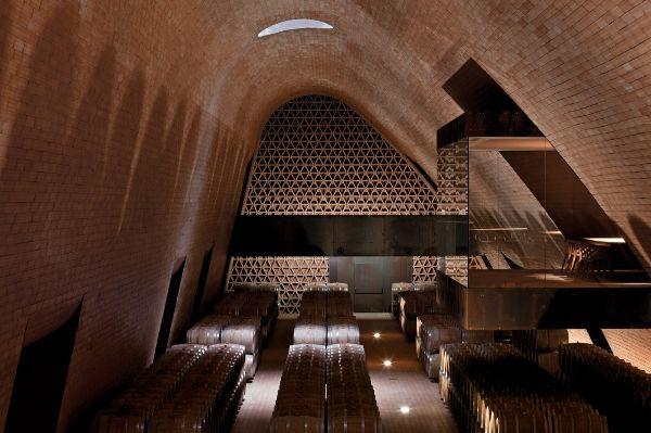 意大利,佛罗伦萨 ,安东尼世家酒庄  Archea Associati1 (3)