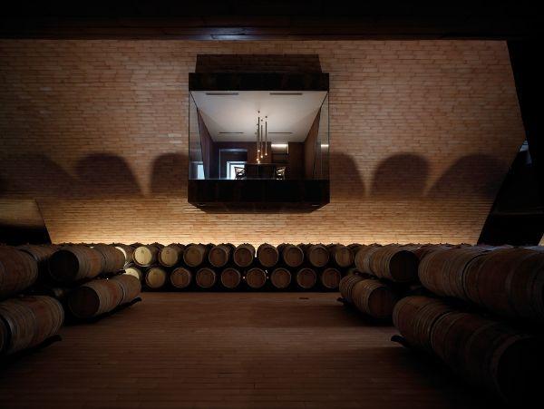 意大利,佛罗伦萨 ,安东尼世家酒庄  Archea Associati1 (7)