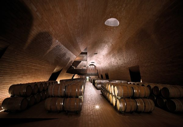 意大利,佛罗伦萨 ,安东尼世家酒庄  Archea Associati1 (9)