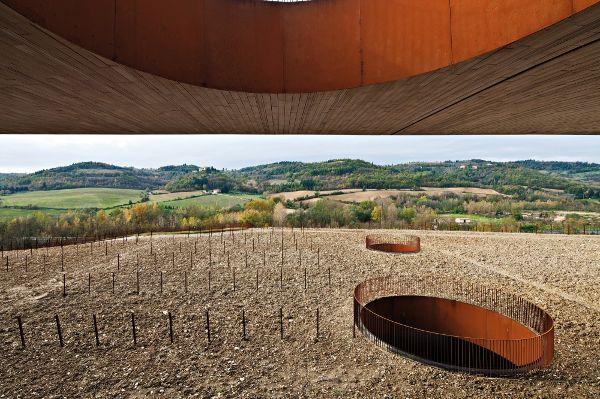意大利,佛罗伦萨 ,安东尼世家酒庄  Archea Associati1