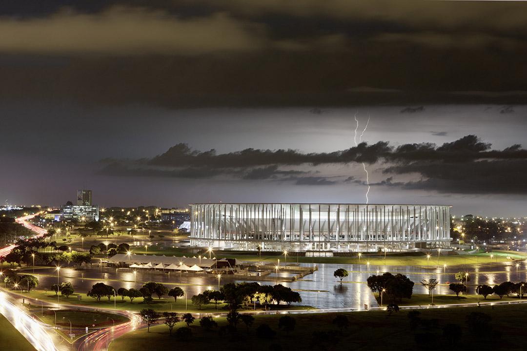 Estádio Nacional Brasília (Nationalstadion)