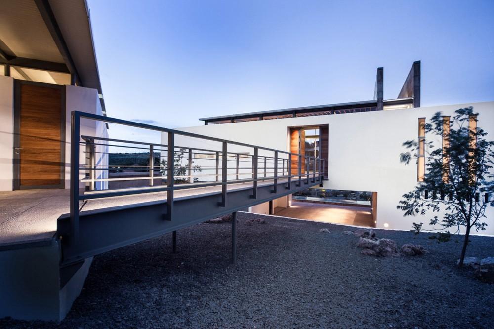 墨西哥拉科利纳住宅 La Colina FANARQ + THAA (5)