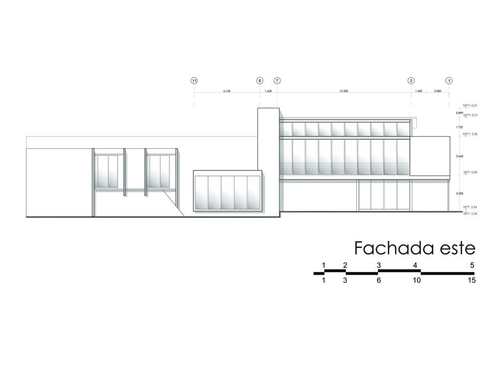 墨西哥拉科利纳住宅 La Colina FANARQ + THAA (10)