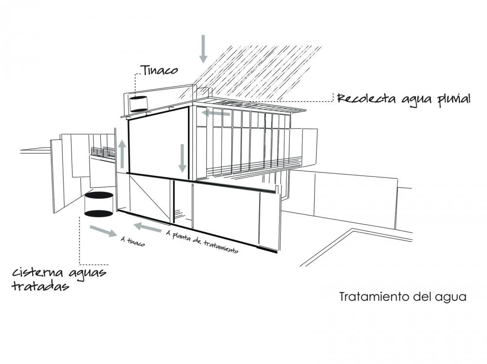 墨西哥拉科利纳住宅 La Colina FANARQ + THAA (12)