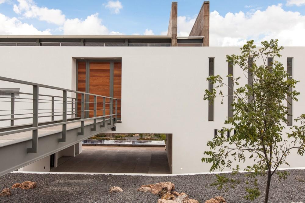墨西哥拉科利纳住宅La ColinaFANARQ + THAA (11)