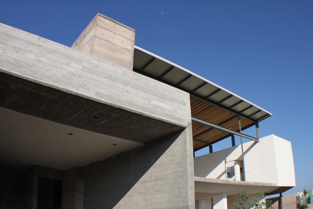 墨西哥拉科利纳住宅La ColinaFANARQ + THAA (13)