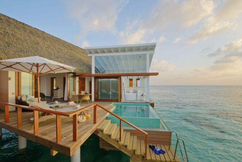 马尔代夫坎多卢岛度假酒店