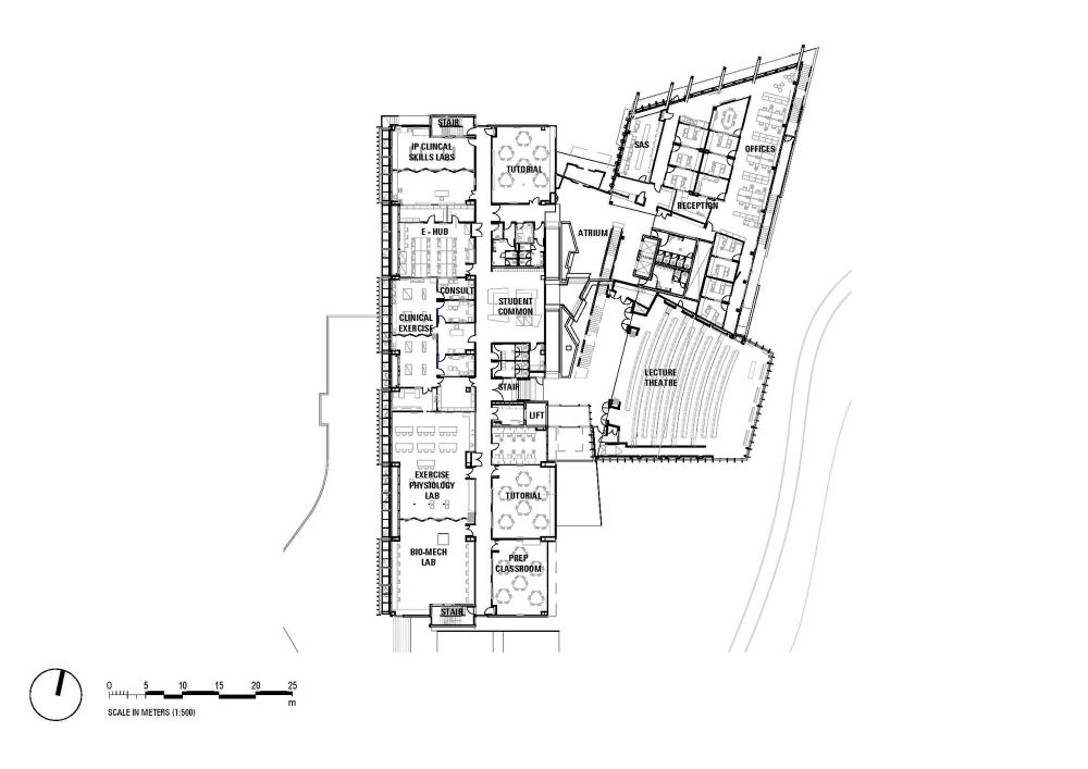 迪肯大学地区社区卫生中心 (2)