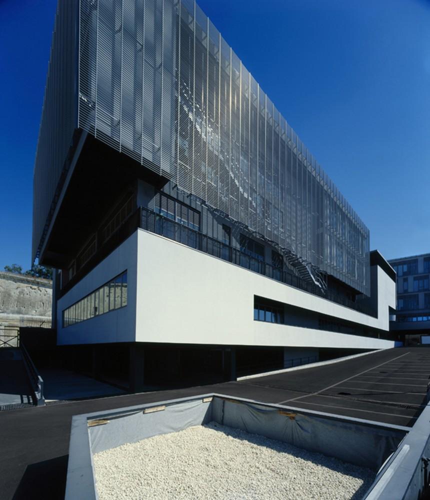 马耳他海上贸易中心 Architecture Project (1)