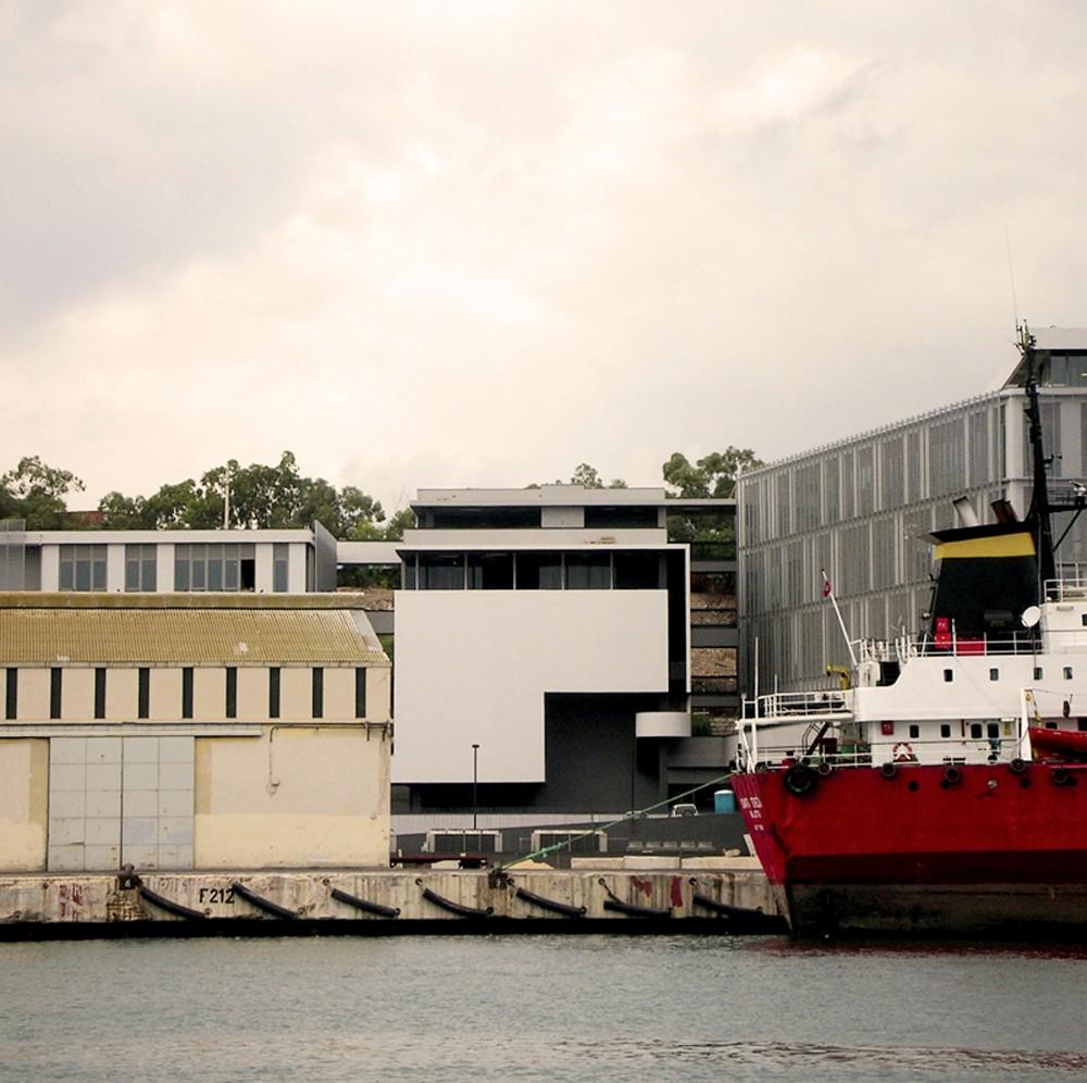 马耳他海上贸易中心 Architecture Project (2)