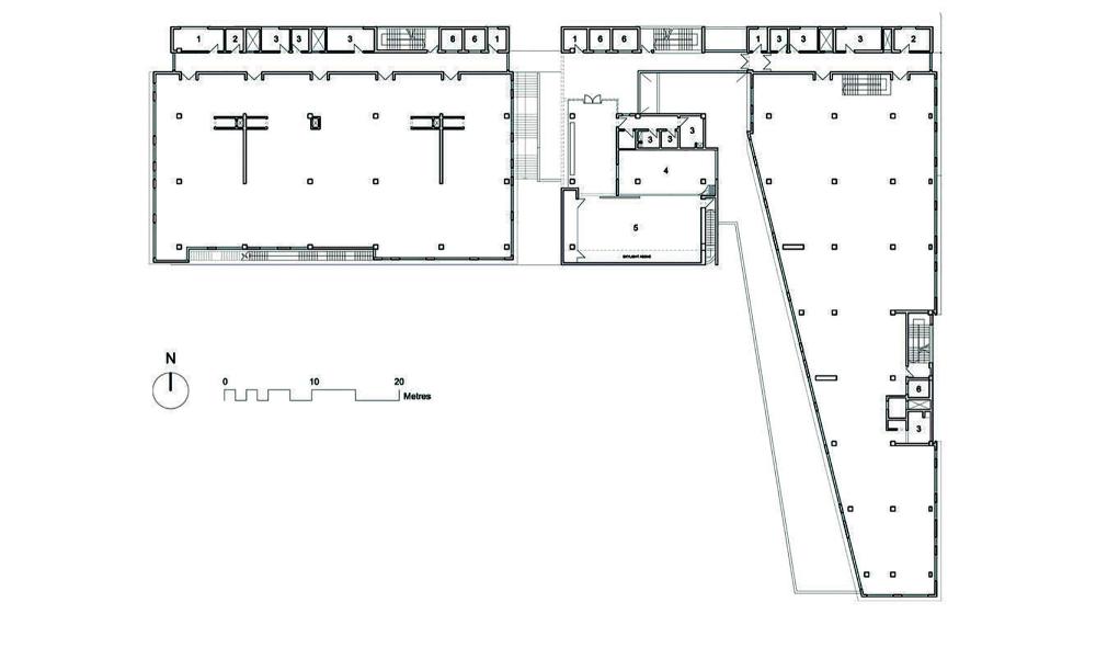 马耳他海上贸易中心 Architecture Project (3)