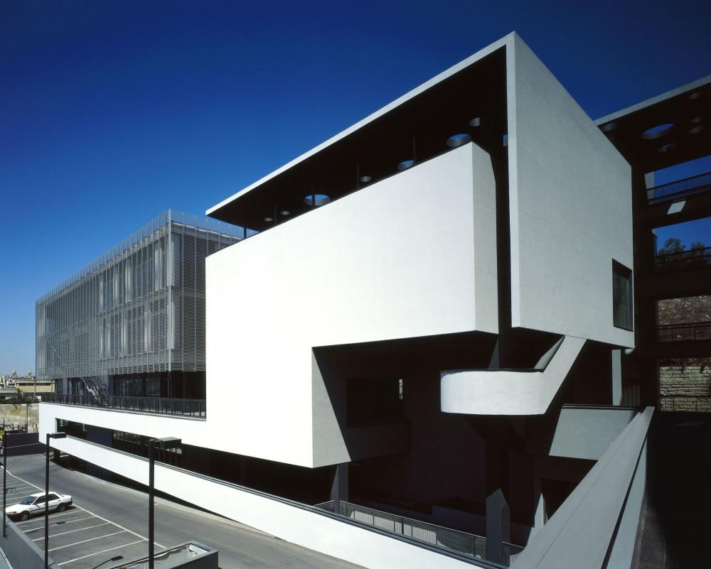 马耳他海上贸易中心 Architecture Project (6)
