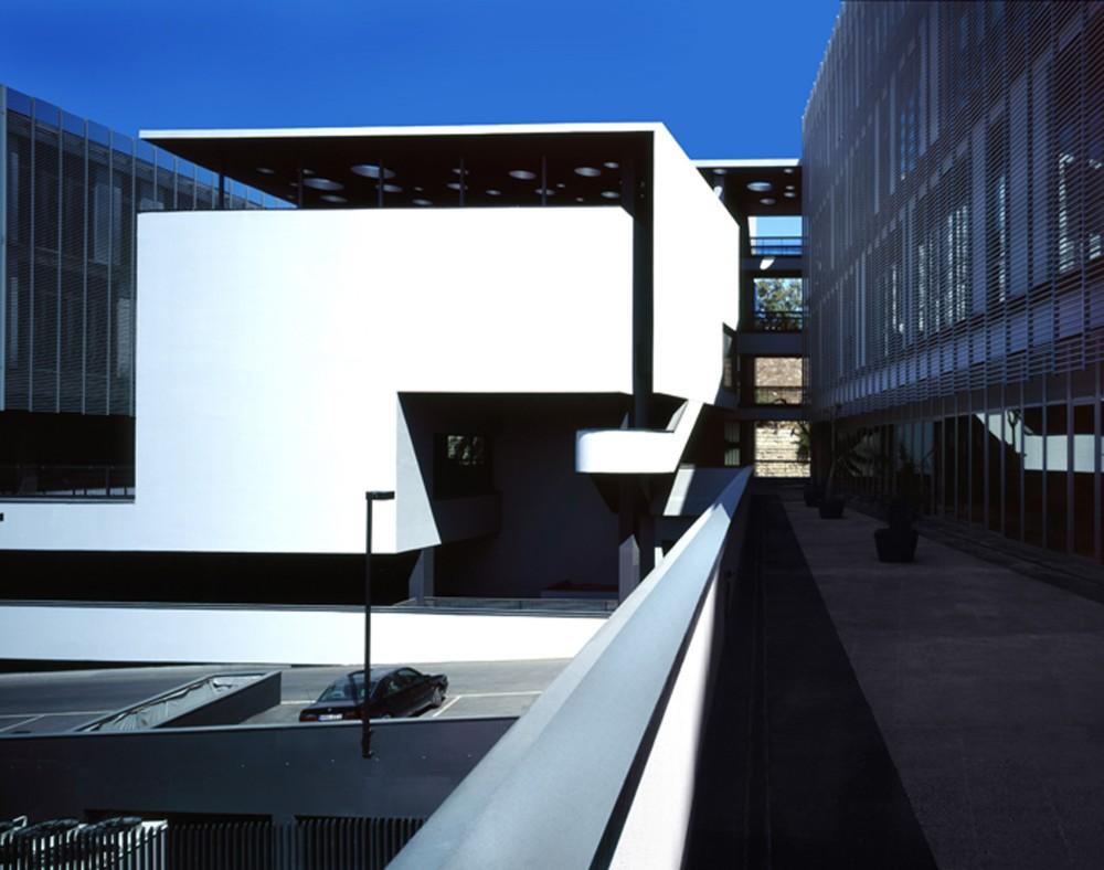 马耳他海上贸易中心 Architecture Project (11)