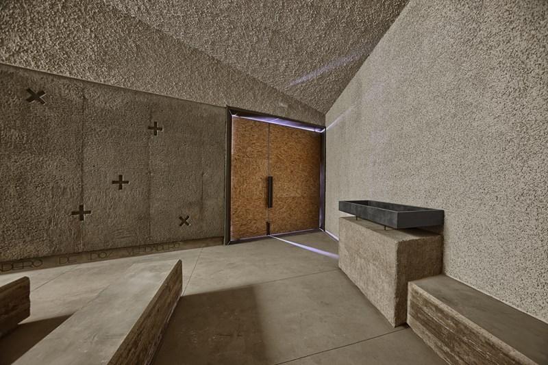 西班牙加那利群岛特纳利夫岛圣约翰浸礼会教堂Alejandro Beautell (4)