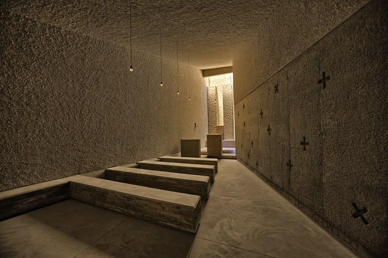 西班牙加那利群岛特纳利夫岛圣约翰浸礼会教堂Alejandro Beautell (8)