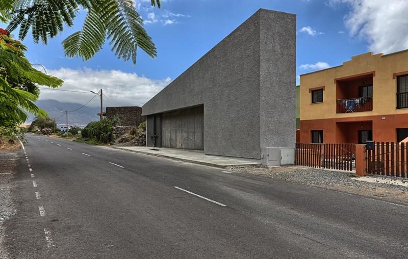 西班牙加那利群岛特纳利夫岛圣约翰浸礼会教堂Alejandro Beautell (12)