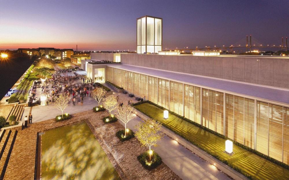 美国乔治亚州萨凡纳艺术与设计学院艺术博物馆 (1)