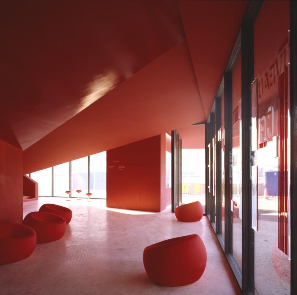 法国蒙特勒伊某剧院Dominique Coulon Architecte (5)